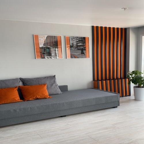 Жилой комплекс «ApartRiver» - Апартаменты №135, Студия, 31.65м2