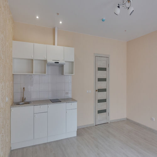 Жилой комплекс «ApartRiver» - Апартаменты №218, Студия, 31.6м2