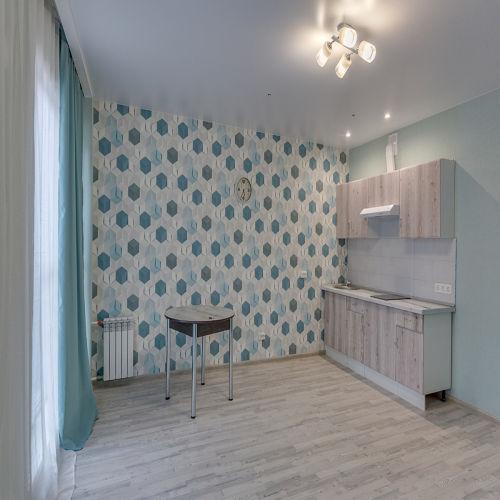 Жилой комплекс «ApartRiver» - Апартаменты №222, Студия, 31.54м2