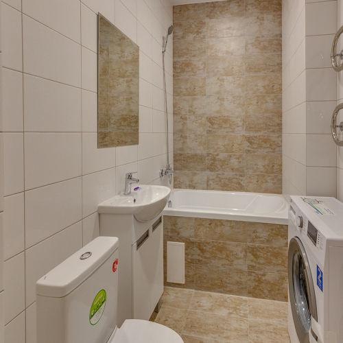 Жилой комплекс «ApartRiver» - Апартаменты №238, Студия, 31.6м2
