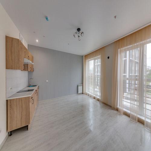 Жилой комплекс «ApartRiver» - Апартаменты №240, Студия, 31.54м2