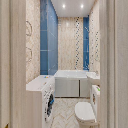 Жилой комплекс «ApartRiver» - Апартаменты №241, Студия, 31.54м2