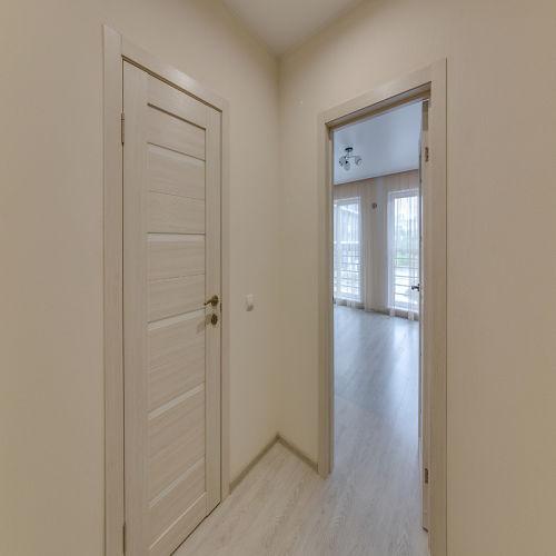 Жилой комплекс «ApartRiver» - Апартаменты №242, Студия, 31.26м2
