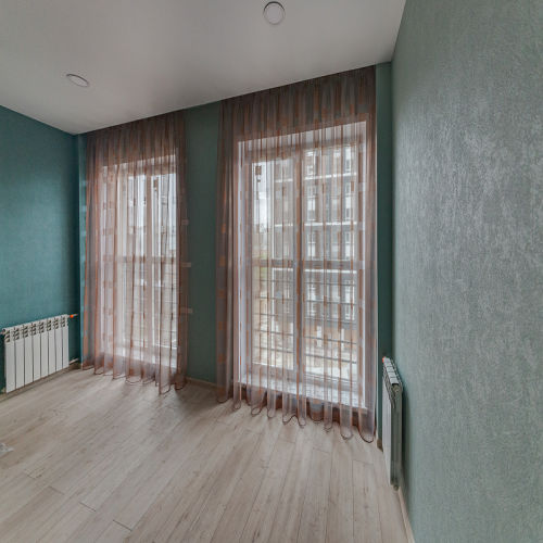 Жилой комплекс «ApartRiver» - Апартаменты №256, Студия, 31.6м2