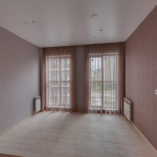 Жилой комплекс «ApartRiver» - Апартаменты №259, Студия, 31.54м2
