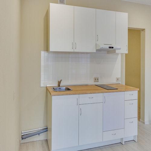 Жилой комплекс «ApartRiver» - Апартаменты №260, Студия, 31.54м2