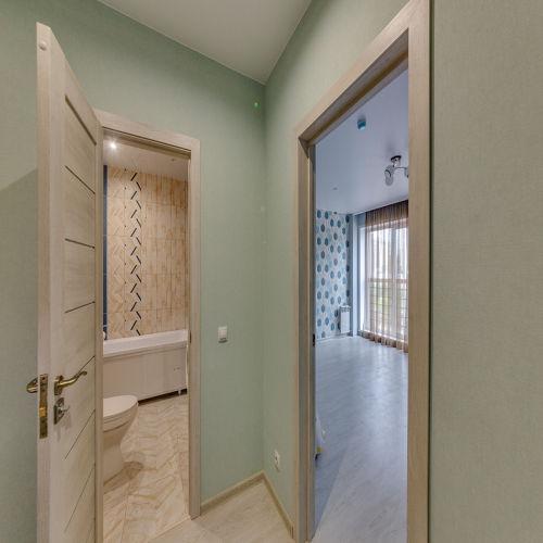 Жилой комплекс «ApartRiver» - Апартаменты №276, Студия, 31.6м2
