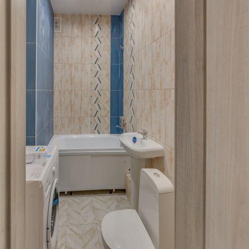 Жилой комплекс «ApartRiver» - Апартаменты №279, Студия, 31.54м2