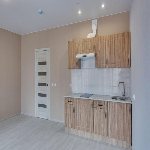 Жилой комплекс «ApartRiver» - Апартаменты №280, Студия, 31.26м2