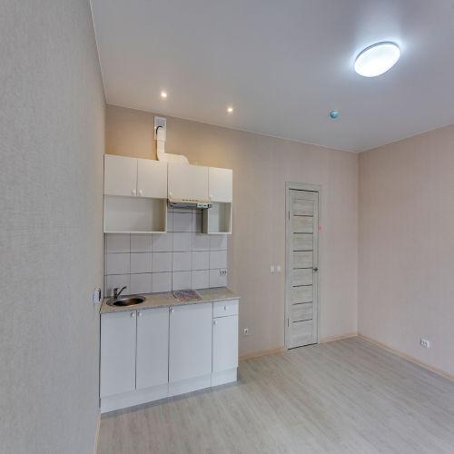 Жилой комплекс «ApartRiver» - Апартаменты №294, Студия, 31.6м2