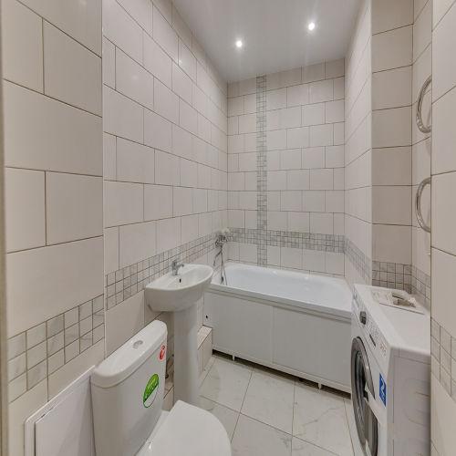 Жилой комплекс «ApartRiver» - Апартаменты №295, Студия, 31.6м2