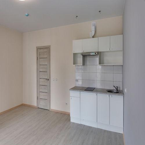 Жилой комплекс «ApartRiver» - Апартаменты №297, Студия, 31.54м2