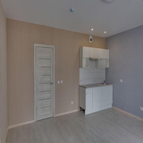 Жилой комплекс «ApartRiver» - Апартаменты №299, Студия, 31.26м2