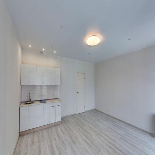 Жилой комплекс «ApartRiver» - Апартаменты №336, Студия, 31.54м2