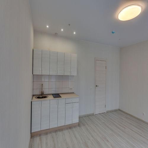 Жилой комплекс «ApartRiver» - Апартаменты №351, Студия, 31.6м2