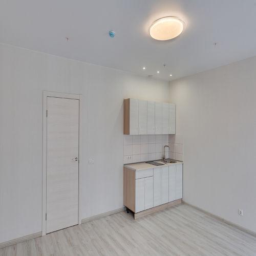 Жилой комплекс «ApartRiver» - Апартаменты №371, Студия, 31.6м2