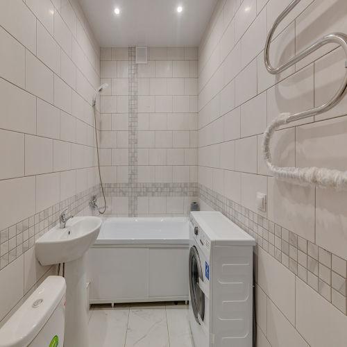 Жилой комплекс «ApartRiver» - Апартаменты №375, Студия, 31.26м2