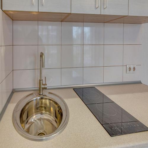 Жилой комплекс «ApartRiver» - Апартаменты №389, Студия, 31.6м2