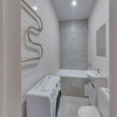 Жилой комплекс «ApartRiver» - Апартаменты №408, Студия, 31.6м2
