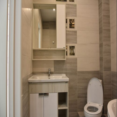 Жилой комплекс «Ломоносов» - Квартира №15, 3-комнатная, 71.33м2