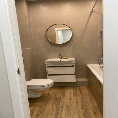 Жилой комплекс «Ломоносов» - Квартира №48, 1-комнатная, 35.65м2