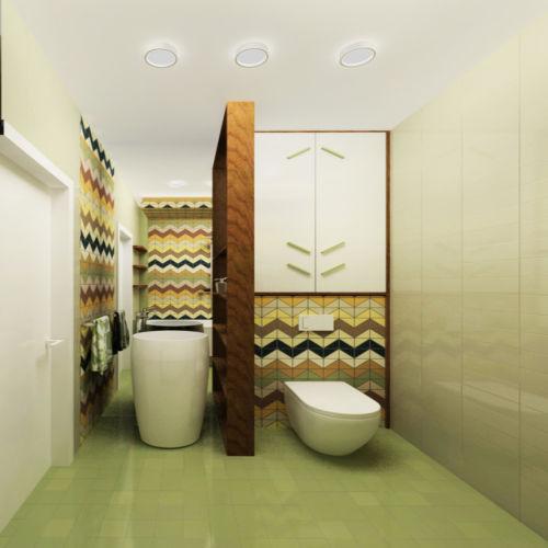 Жилой комплекс «Островский» - Квартира №165, 1-комнатная, 34.24м2