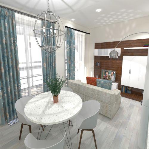 Жилой комплекс «ApartRiver» - Апартаменты №75, Студия, 27.54м2