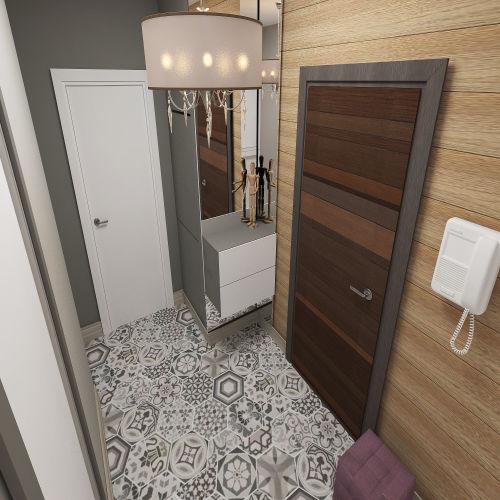Жилой комплекс «Островский» - Квартира №221, 1-комнатная, 32.99м2