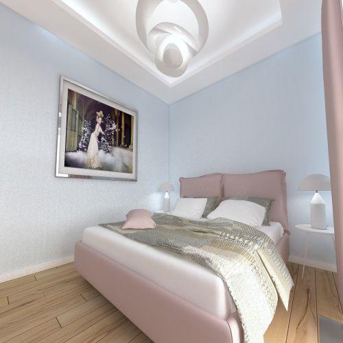 Жилой комплекс «ApartRiver» - Апартаменты №172, 1-комнатная студия, 47.95м2