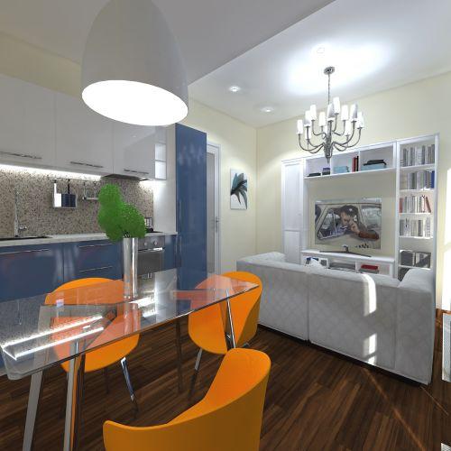 Жилой комплекс «ApartRiver» - Апартаменты №177, Студия, 27.53м2