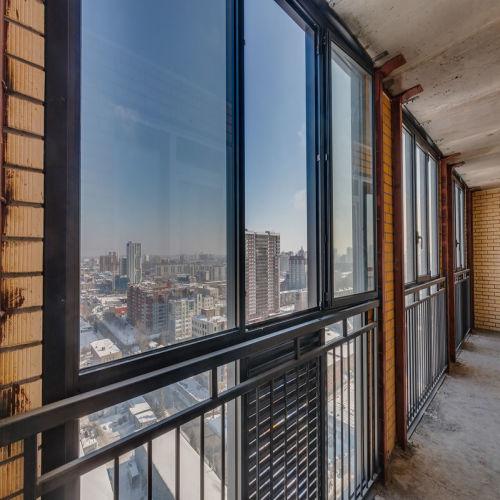 Жилой комплекс «Островский» - Квартира №225, 3-комнатная студия, 68.43м2