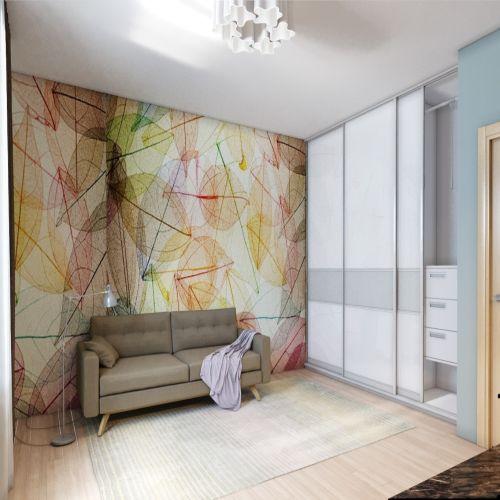 Жилой комплекс «Гранит» - Квартира №12, 3-комнатная студия, 77.15м2