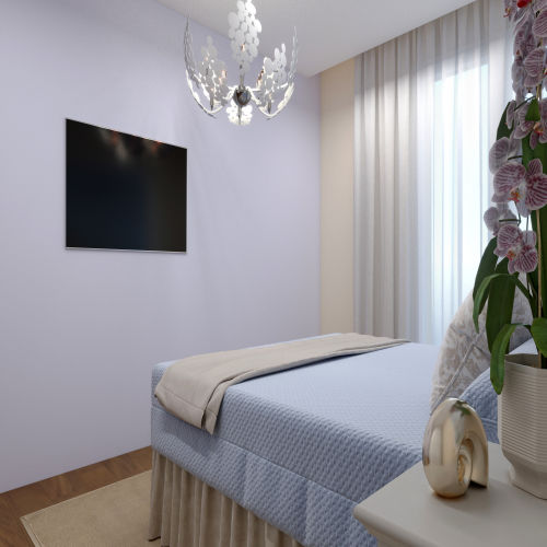 ЖК «Бирюзовая жемчужина» - Квартира №60, 3-комнатная студия, 70.13м2