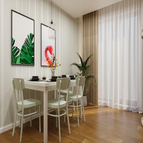 ЖК «Бирюзовая жемчужина» - Квартира №114, 1-комнатная, 36.43м2