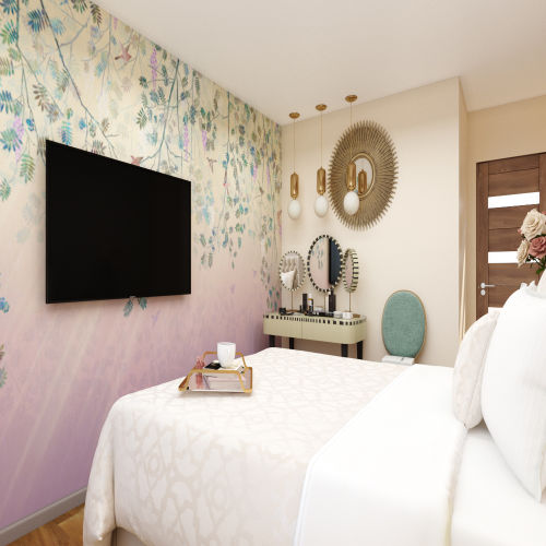ЖК «Бирюзовая жемчужина» - Квартира №215, 2-комнатная, 54.71м2