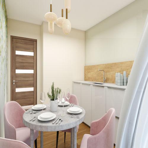 ЖК «Бирюзовая жемчужина» - Квартира №263, 2-комнатная, 54.71м2