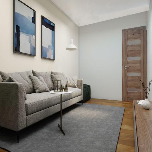 ЖК «Бирюзовая жемчужина» - Квартира №248, 3-комнатная студия, 69.73м2