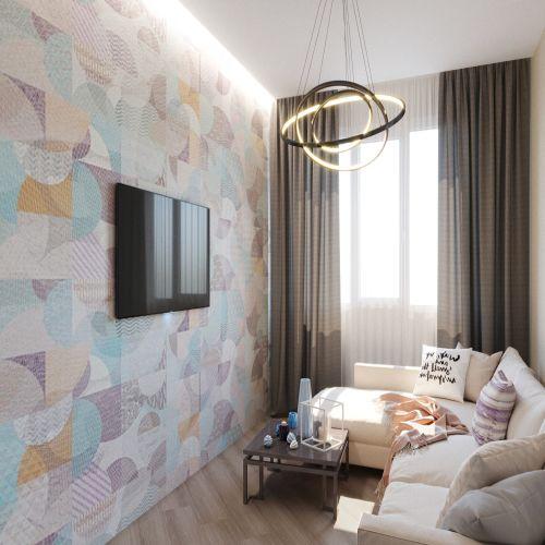 Жилой комплекс «Гранит» - Квартира №43, Студия, 27.83м2