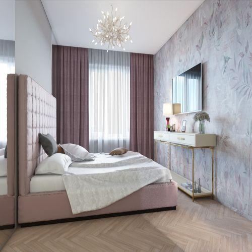 Жилой комплекс «Гранит» - Квартира №45, 2-комнатная, 58.09м2