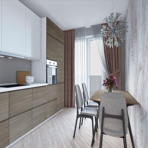 Жилой комплекс «Гранит» - Квартира №37, 2-комнатная, 59.2м2