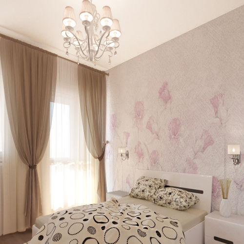 Жилой комплекс «Гранит» - Квартира №197, 4-комнатная студия, 95.09м2