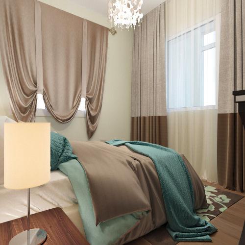 Жилой комплекс «Гранит» - Квартира №188, 3-комнатная студия, 68м2