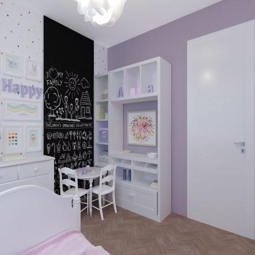 Жилой комплекс «Гранит» - Квартира №88, 3-комнатная студия, 68м2