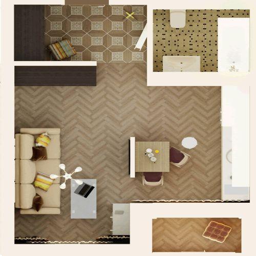 Жилой комплекс «Гранит» - Квартира №250, Студия, 28.07м2