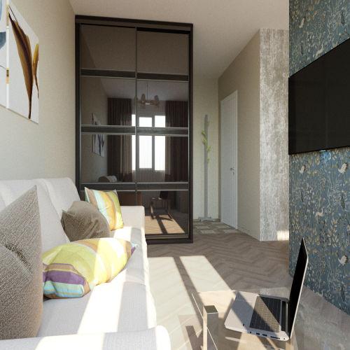 Жилой комплекс «Гранит» - Квартира №90, Студия, 28.07м2