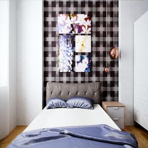 Жилой комплекс «Ломоносов» - Квартира №3, 3-комнатная, 68.03м2