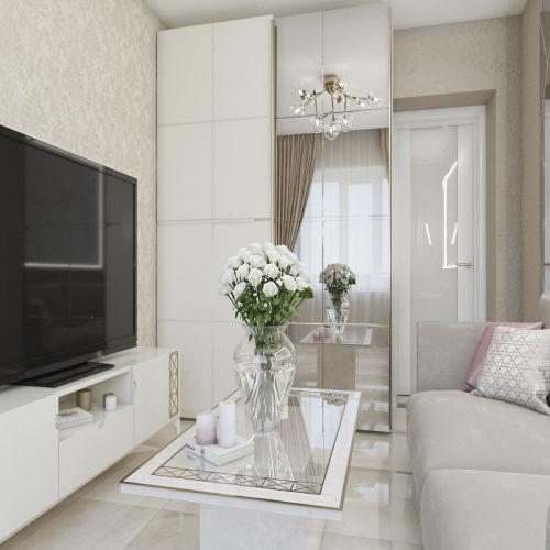 Жилой комплекс «Ломоносов» - Квартира №9, 1-комнатная, 37.52м2