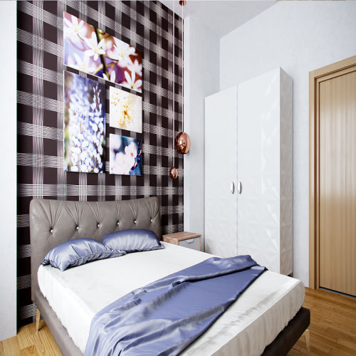 Жилой комплекс «Ломоносов» - Квартира №109, 3-комнатная, 67.43м2