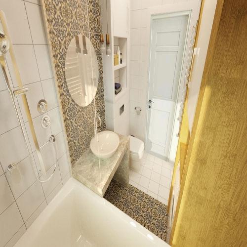 Жилой комплекс «Островский» - Квартира №113, 3-комнатная, 79.34м2
