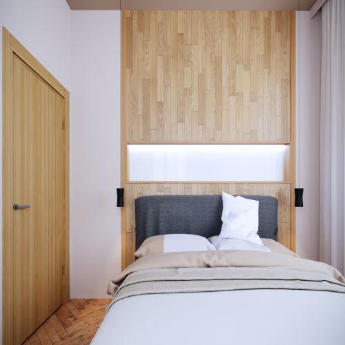Жилой комплекс «Ломоносов» - Квартира №213, 3-комнатная, 70.79м2